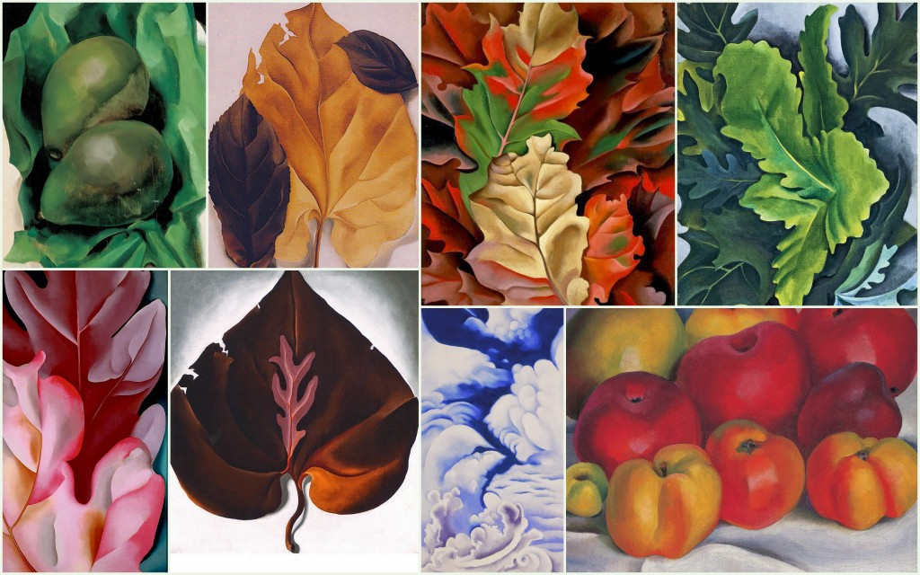 Modern Nature- Georgia O'Keeffe and George Lake2