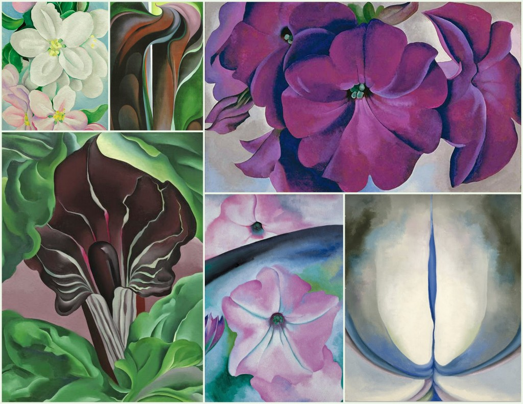 Modern Nature- Georgia O'Keeffe and George Lake3