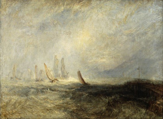 turner_fishing_boats_bringing_a_disabled_ship_into_port_ruysdael_exhibited_1844