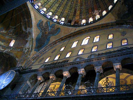 ayaSophia_interior_angel