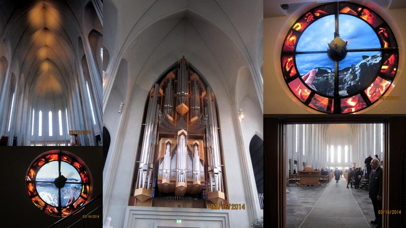 冰岛游2014-教堂