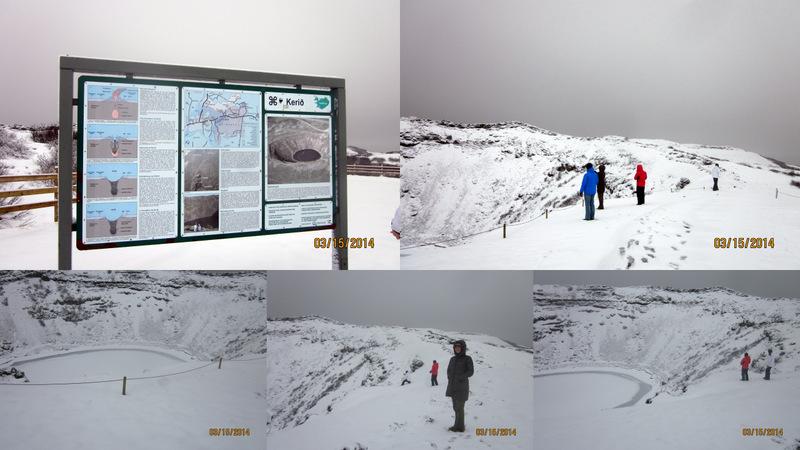 冰岛游2014-火山口