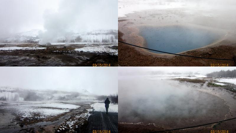 冰岛游2014-热喷泉