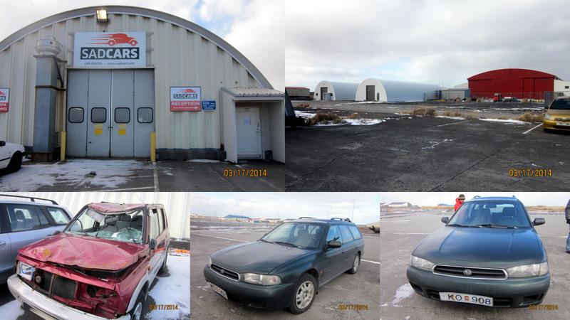 冰岛游2014-租车