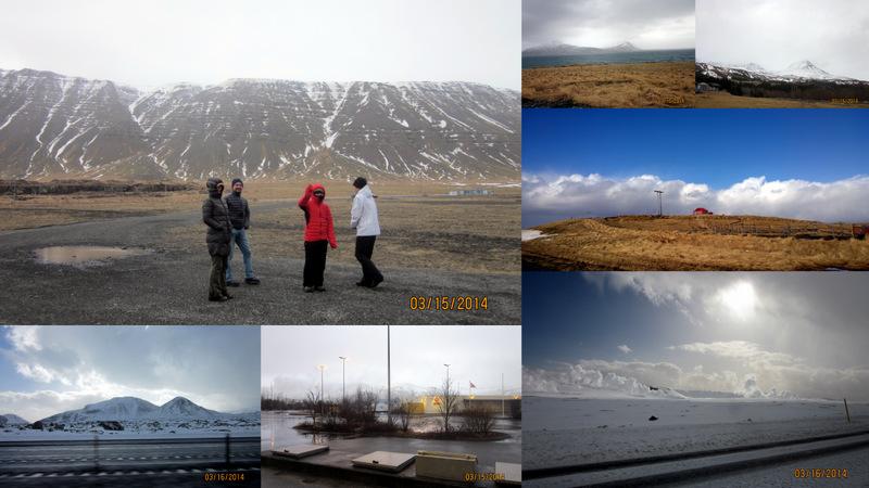 冰岛游2014-路上