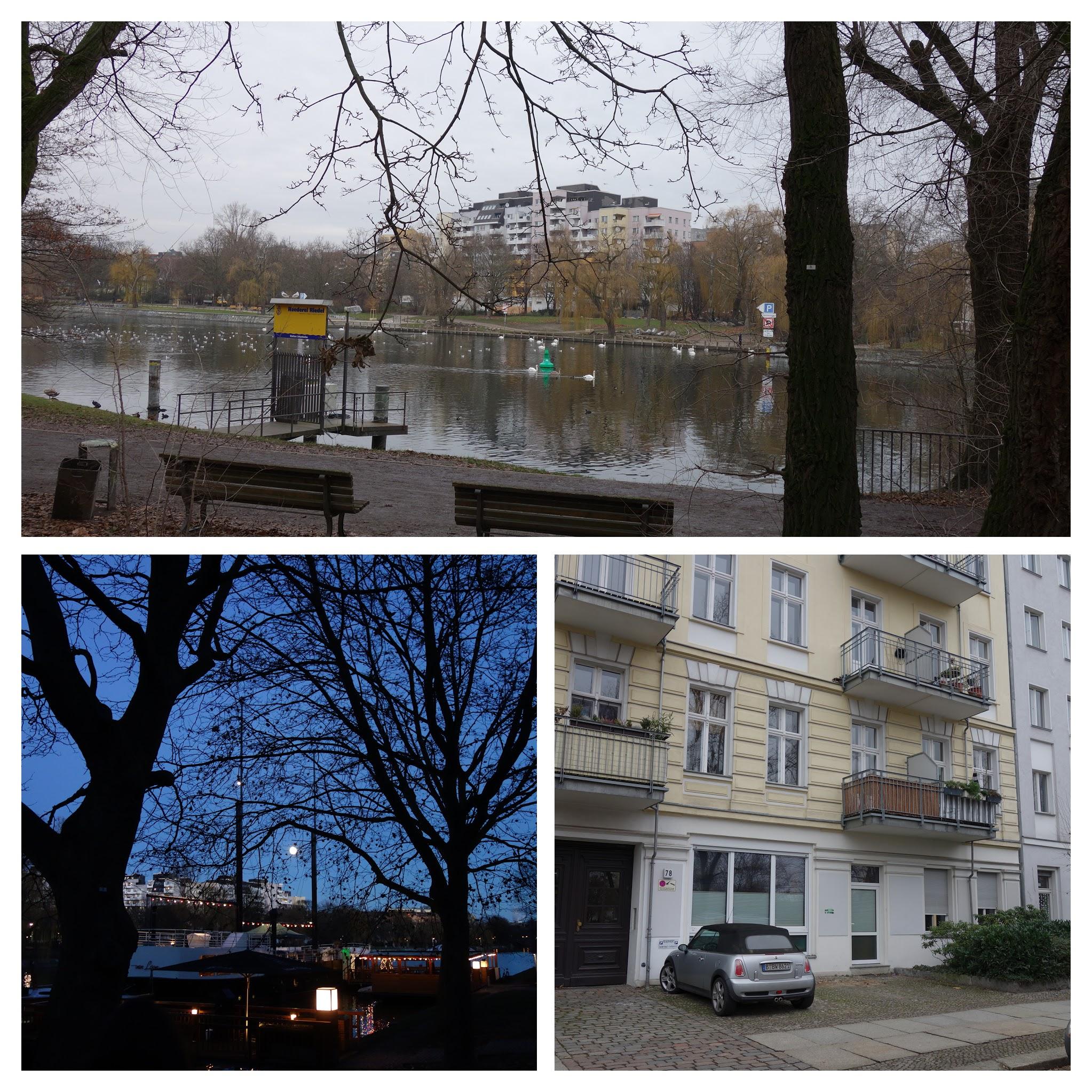 Berlin住地外景 -COLLAGE